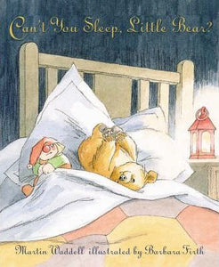 Can't You Sleep Little Bear?; Martin Waddell
