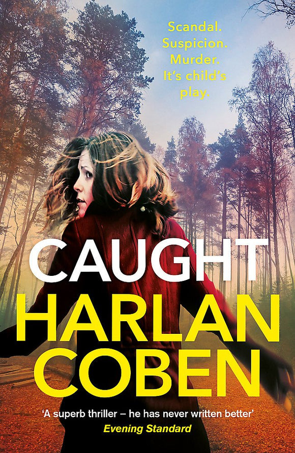 Caught; Harlan Coben