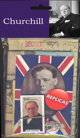 Memorabilia Pack - Churchill