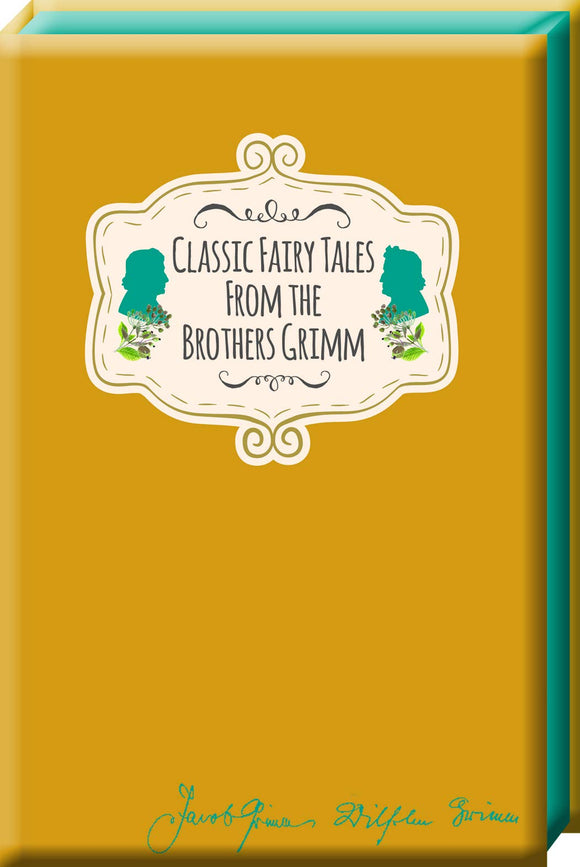 Classic Fairy Tales from The Brothers Grimm (Signature Classics)