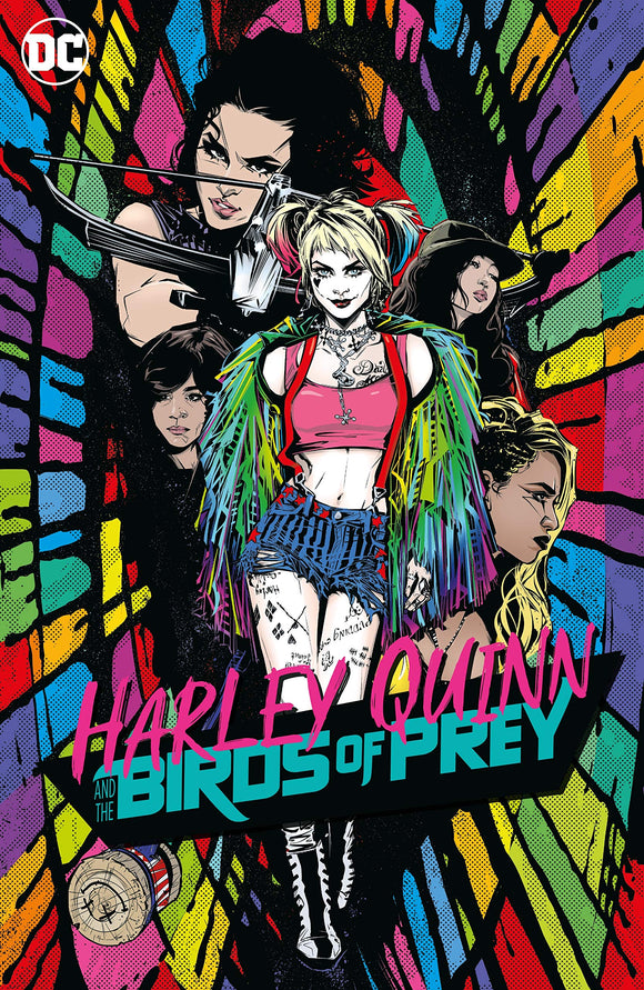 DC Comics: Harley Quinn and the Birds of Prey