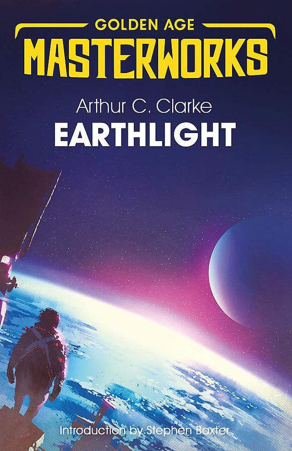 Earthlight; Arthur C. Clarke