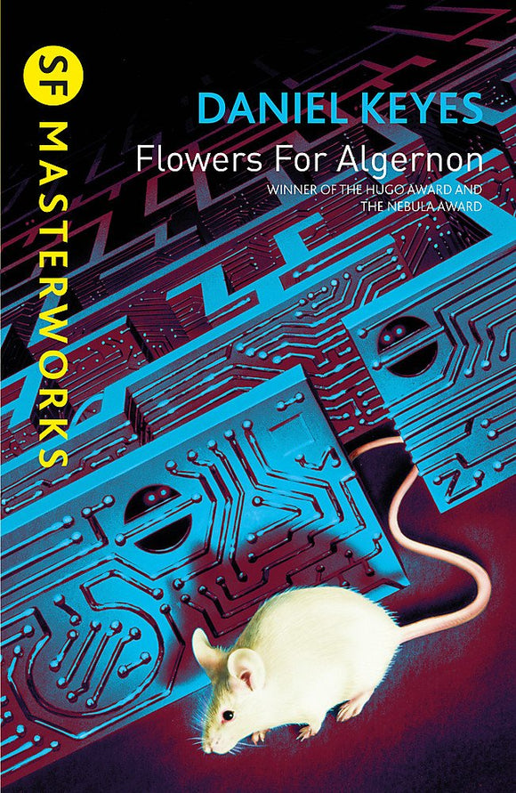 Flowers For Algernon; Daniel keyes