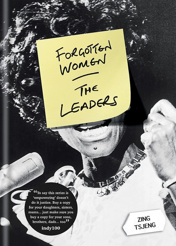 Forgotten Women: The Leaders; Zing Tsjeng