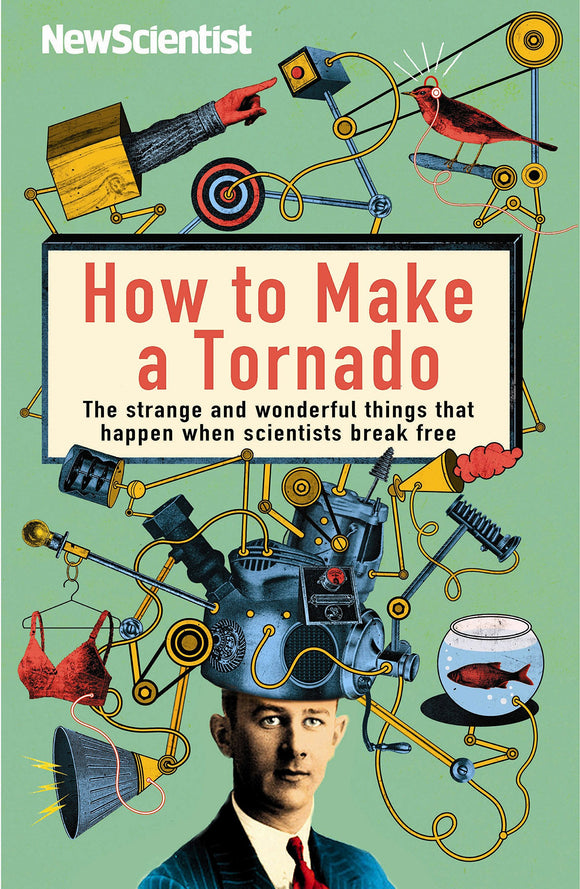 How To Make A Tornado, The Strange and Wonderful Things That Happen When Scientists Break Free