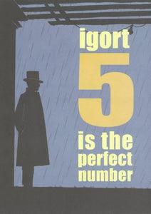 Igort 5 is the perfect number