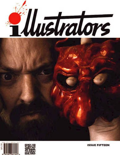 Illustrators, Issue Fifteen