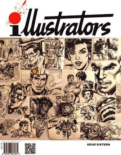 Illustrators, Issue Sixteen