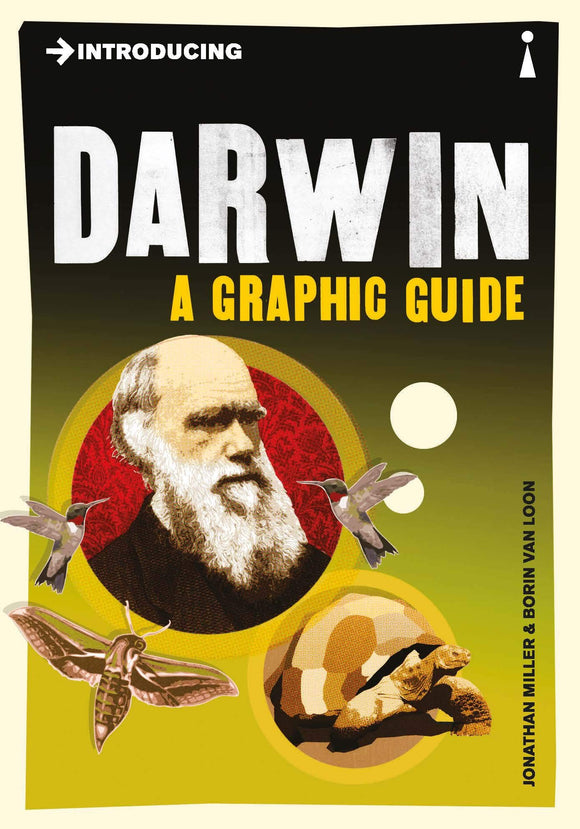 Introducing Darwin, A Graphic Guide