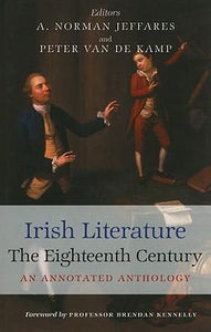 Irish Literature, The Eighteenth Century
