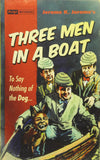 Jerome K. Jerome's Three Men in a Boat: To Say Nothing o the Dog... (Pulp! The Classics)