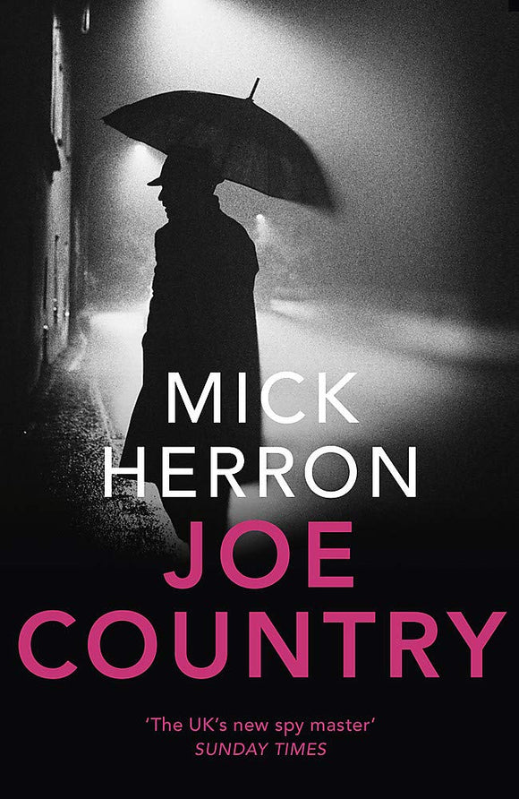 Joe Country; Mick Herron