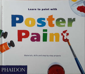 Learn to Paint with Poster Paint