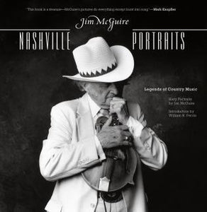Nashville Portraits, Legends of Country Music; Jim McGuire