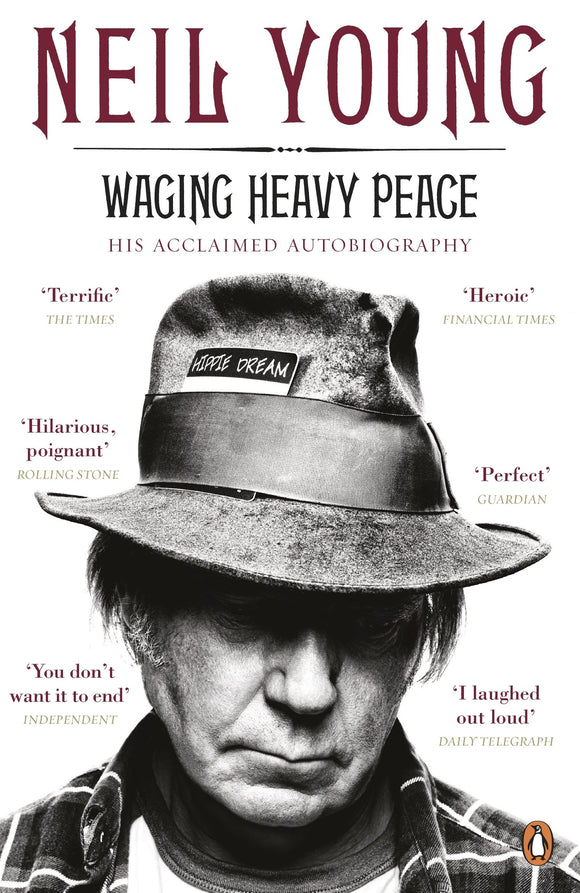 Neil Young, Waging Heavy Peace