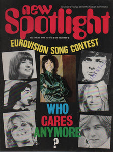 New Spotlight Magazine Vol. 6 No. 43 April 19 1973