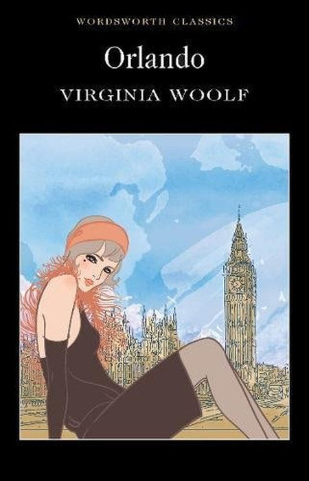 Orlando; Virginia Woolf