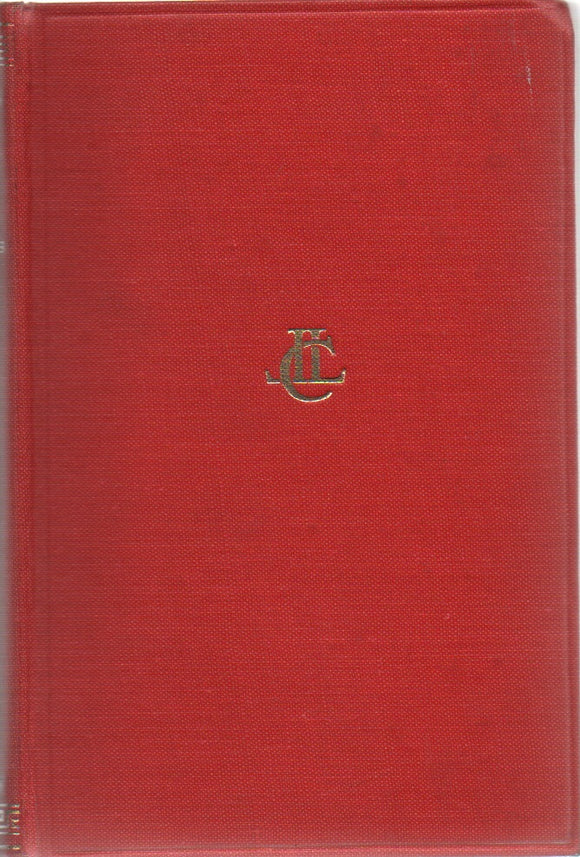Plautus II; Loeb Classical Library No. 61, Translated by Paul Nixon