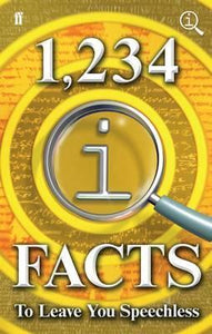 QI: 1,234 Facts To Leave You Speechless