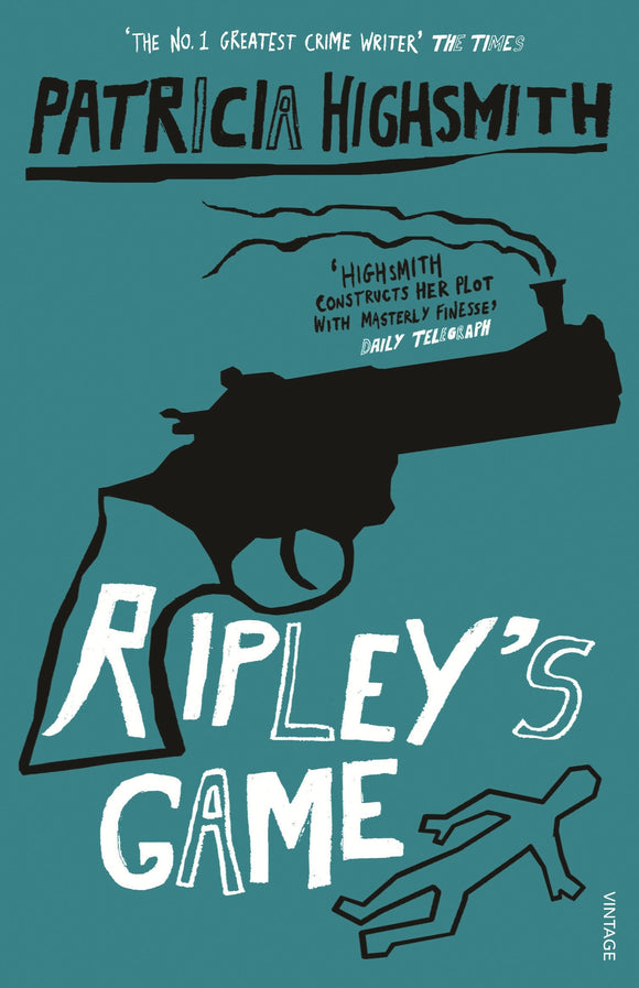 Ripley's Game; Patricia Highsmith