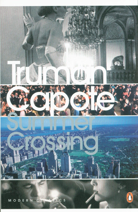 Summer Crossing; Truman Capote