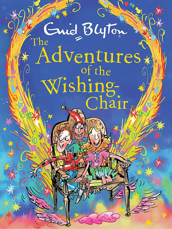 The Adventures of the Wishing Chair; Enid Blyton