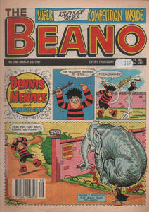 The Beano, No. 2485 March 3rd 1990