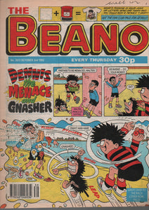 The Beano, No. 2672 October 2nd 1993
