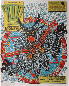 The Best of 2000 AD Monthly, Oct 1988 No. 37