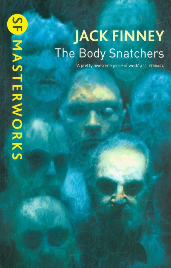 The Body Snatchers; Jack Finney
