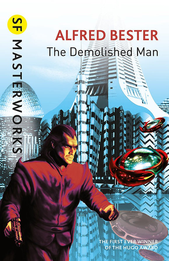 The Demolished Man; Alfred Bester