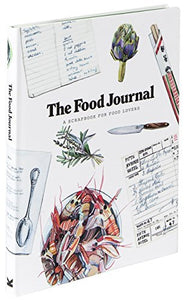 The Food Journal, A Scrapbook for Food Lovers