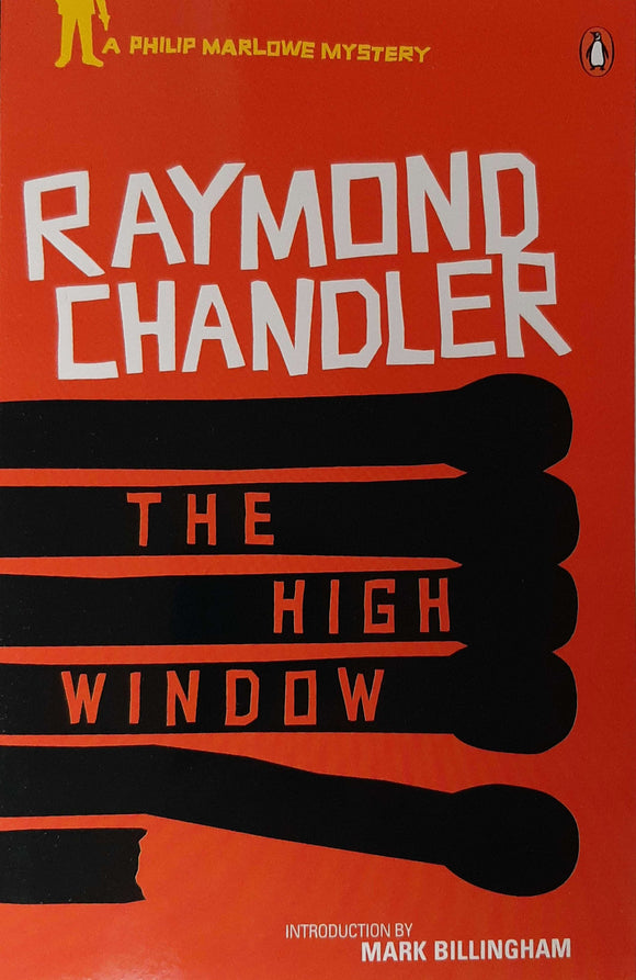 The High Window; Raymond Chandler