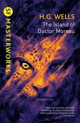 The Island of Doctor Moreau; H. G. Wells