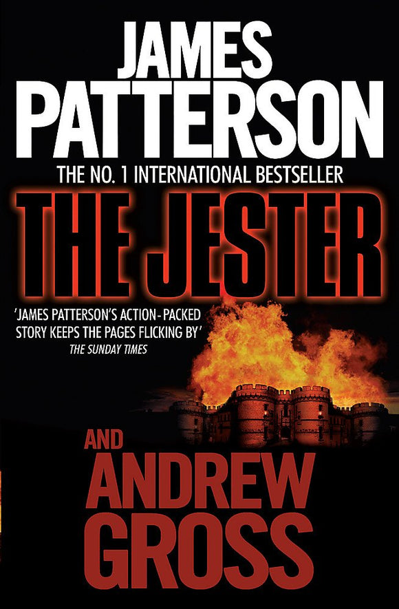 The Jester; James Patterson & Andrew Gross