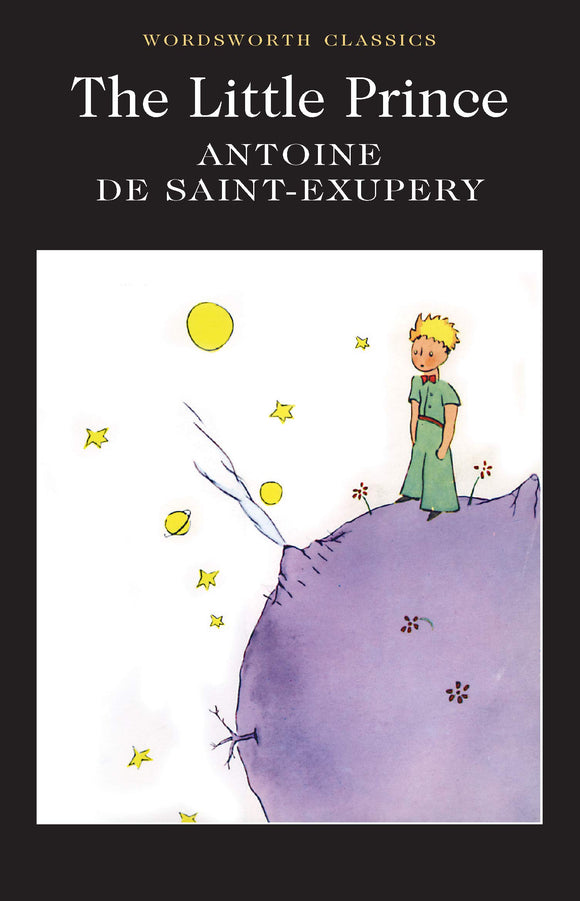The Little Prince; Antoine De Saint-Exupery