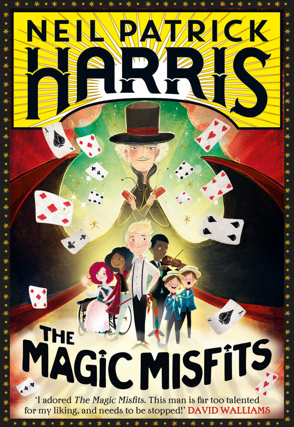 The Magic Misfits; Neil Patrick Harris