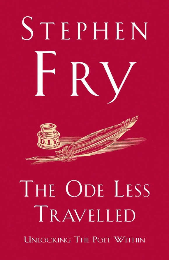 The Ode Less Travelled; Stephen Fry