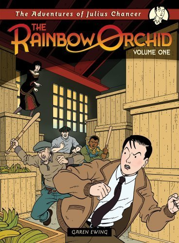 The Rainbow Orchid, Volume One; Garen Ewing