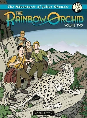 The Rainbow Orchid, Volume Two; Garen Ewing