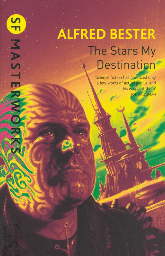 The Stars My Destination; Alfred Bester