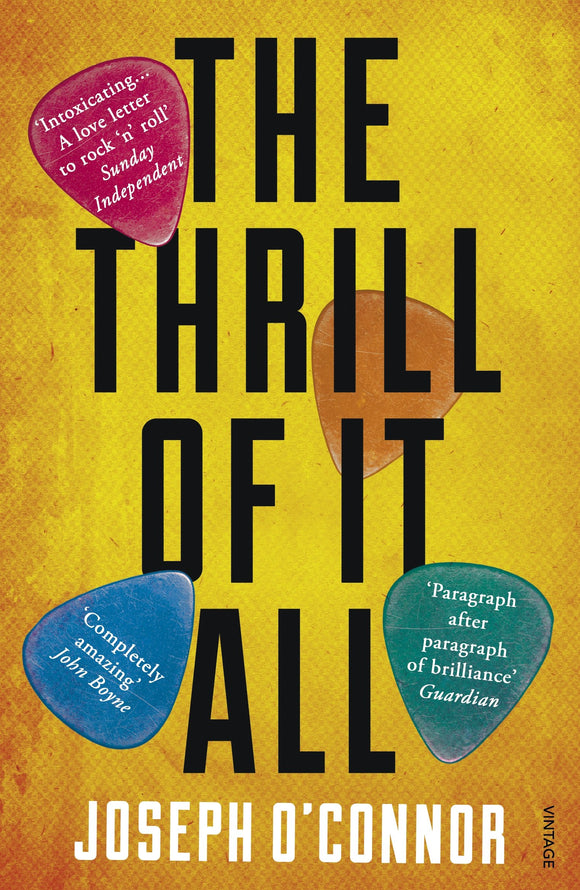 The Thrill Of It All; Joseph O' Connor