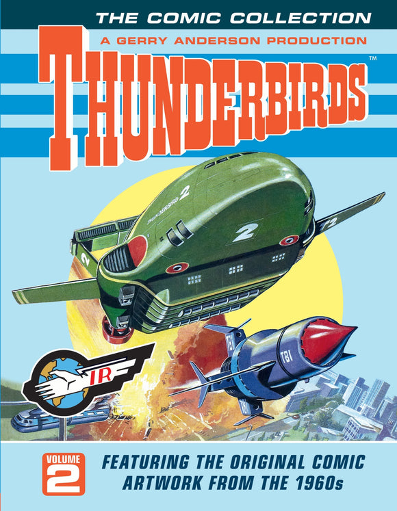 Thunderbirds, The Comic Collection Volume 2