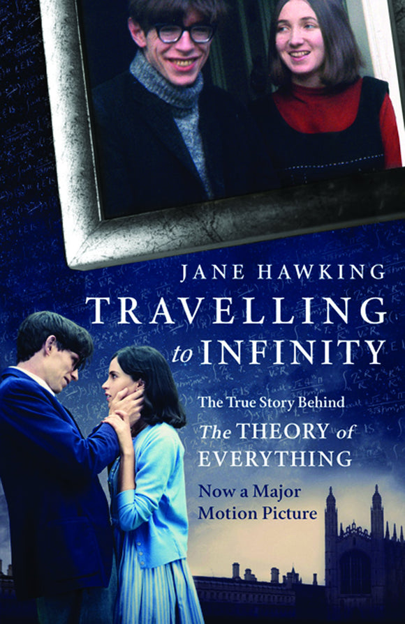 Travelling to Infinity; Jane Hawking