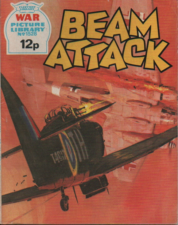 War Picture Library No. 1528 Beam Attack