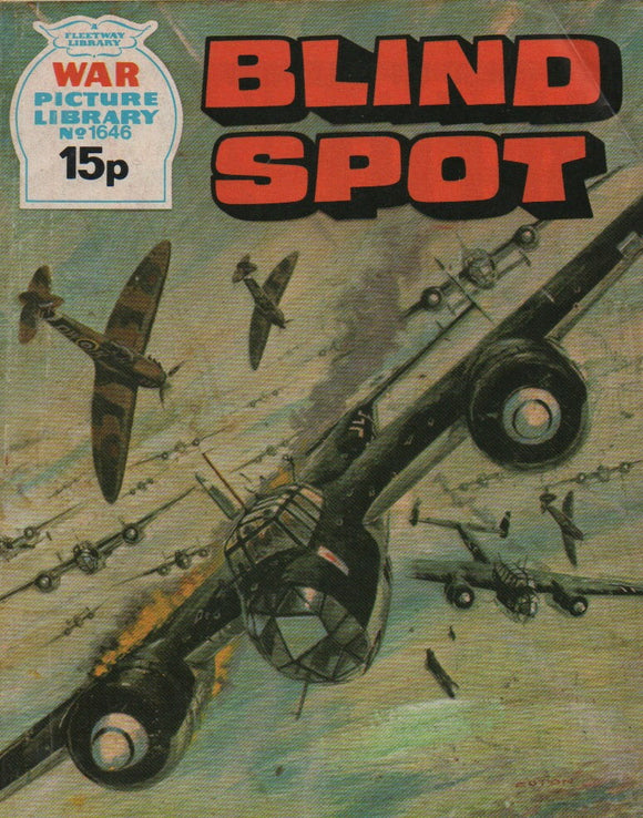 War Picture Library No. 1646 Blind Spot