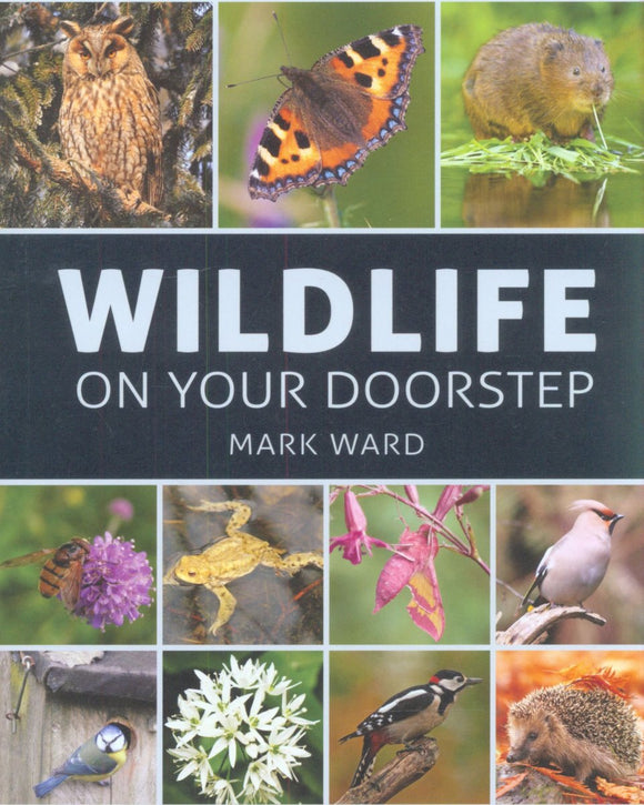 Wildlife on Your Doorstep; Mark Ward