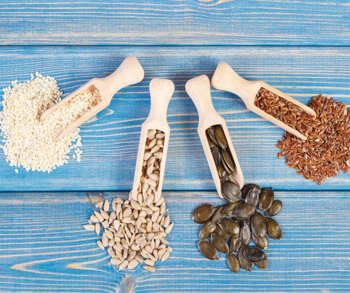 How to Rotate Seeds for Hormone Health