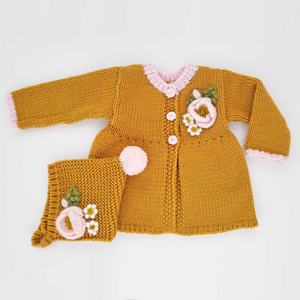 Poppy Sweater Gold