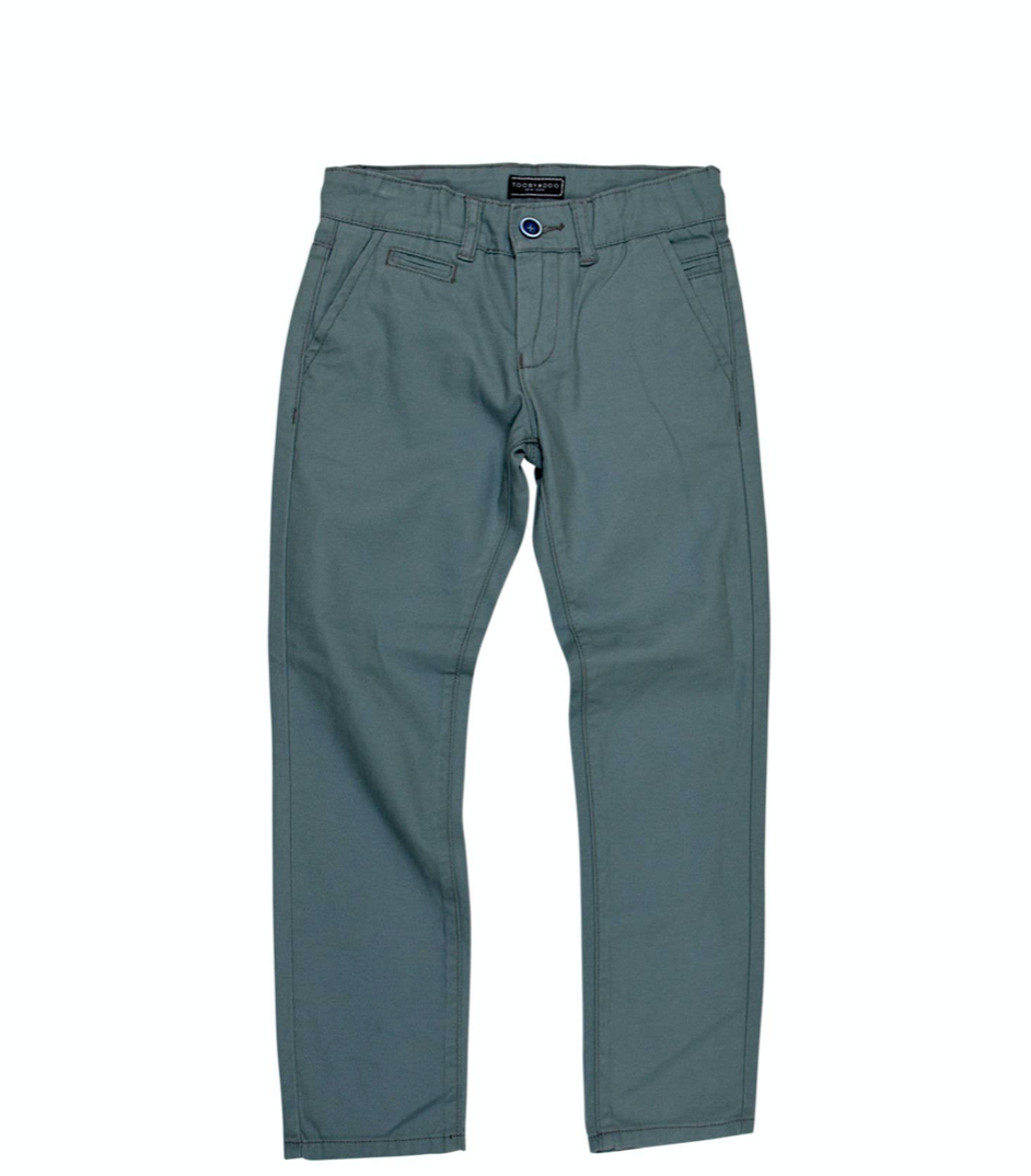 Chino Pants Slate Blue